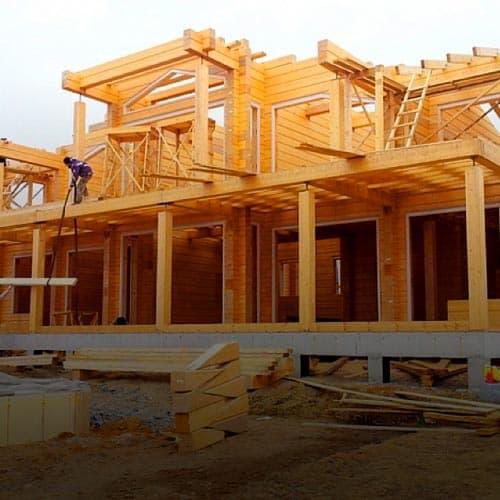 Критерии выбора бруса и строительства дома