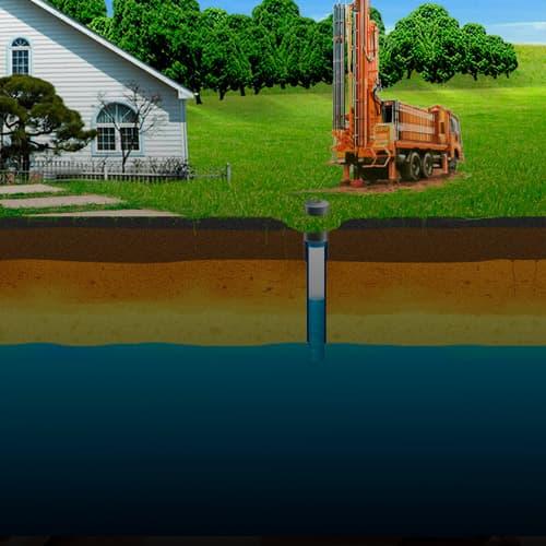 Скважины на воду: варианты обустройства водоснабжения.